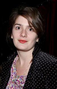 Gaby Hoffmann at the private screening of