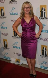 Rachael Harris at the 11th annual Hollywood awards gala ceremony.