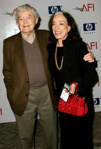 Hal Holbrook and his wife Dixie Carter at the 8th Annual AFI Awards held at the Four Seasons Hotel.
