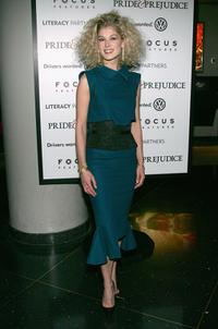 Rosamund Pike at the premiere of