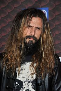 Rob Zombie at the Spike TV's 2008 Scream Awards.