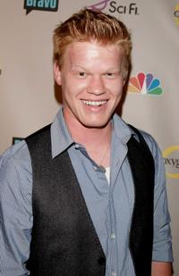 Jesse Plemons at the NBC Universal 2008 Press Tour All-Star Party.