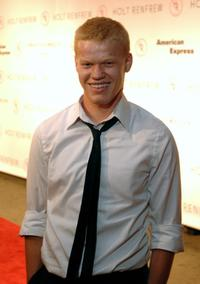 Jesse Plemons at the launch of Twenty8Twelve.