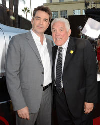 Jon Tenney and G.W. Bailey at the Special Fan Screening of TNT's