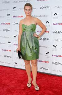 Elisabeth Rohm at the premiere of