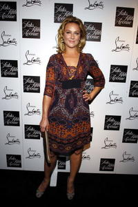 Elisabeth Rohm at the Saks Fifth Avenue Welcomes Christian Louboutin.