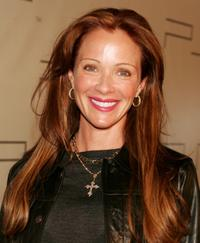 Lauren Holly at the Play Station Portable Fashion and Technology show.