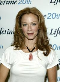 Lauren Holly at the Lifetime Television Upfront Event.