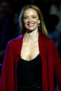 Lauren Holly at the taping of the 5th Annual