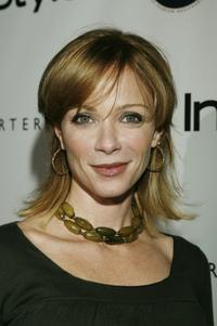 Lauren Holly at the launch party for