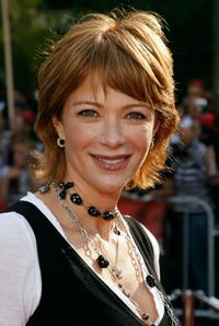 Lauren Holly at the premiere of