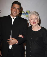 Celeste Holm at the 17th Annual Night Of 100 Stars Oscar Gala.
