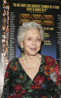 Celeste Holm at the After Party of