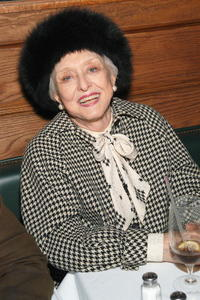 Celeste Holm at the Shane 50th Anniversary Celebration.