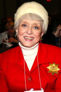 Celeste Holm at the 54th Annual Christopher Awards.
