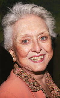 Celeste Holm attends the Opening of
