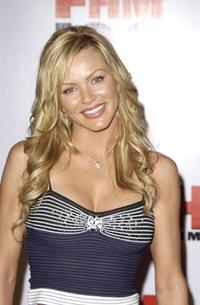 Nikki Ziering at the FHM's