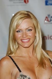 Nikki Ziering at the 1st Annual American Heart Awards