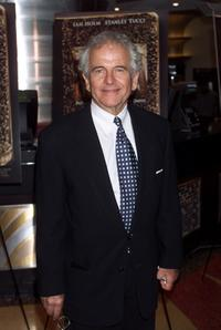 Ian Holm Joe Gould's Secret at the E-Walk Theater in New York City.