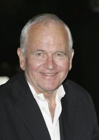 Ian Holm at the premier of