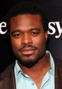 Lyriq Bent at the EW and Timbaland host Pre-Grammy party in West Hollywood.