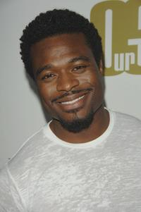 Lyriq Bent at the launch party for Our Stories Films at Social.