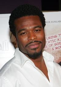 Lyriq Bent at the special screening of