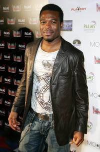 Lyriq Bent at the Las Vegas premiere of
