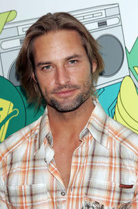 Josh Holloway at the MTV's Total Request Live in New York.