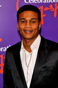 Cory C. Hardrict at the 9th Annual BET Celebration of Gospel.