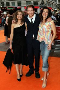 Beatriz Batarda, Paul Kaye and Kate Magowan at the UK premiere of