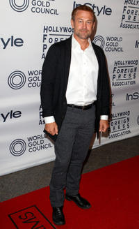 Grant Bowler at the WGC Hosts Party with InStyle & HFPA To Celebrate TIFF in Canada.