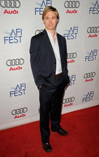 Cy Carter at the 2008 AFI Fest.