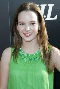 Kay Panabaker at the Hollywood Life magazines 10th Annual Young Hollywood Awards.