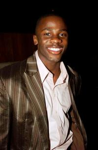 Derek Luke at the Australian GQ Men of the Year awards 2003.