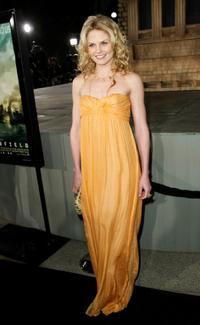 Jennifer Morrison at the Los Angeles premiere of