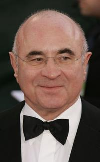 Bob Hoskins at the Golden Globes Awards.