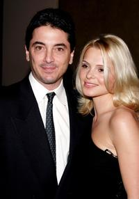 Scott Baio and his fiancee Jeanette Jonsson at the 54th Annual ACE Eddie Awards.