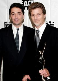 Scott Baio and Mark Conte at the 54th Annual ACE Eddie Awards.