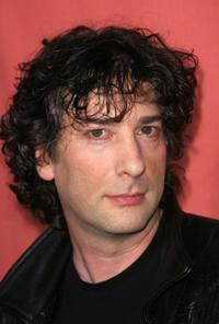Neil Gaiman at the Spike TV's Scream 2007.