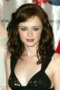 Alexis Bledel at the promotion of