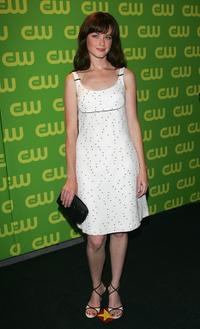 Alexis Bledel at the CW Television Network Upfront.