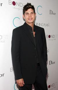 J.D. Pardo at the premiere of