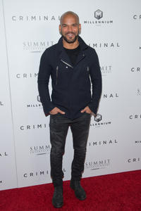 Amaury Nolasco at the New York premiere of