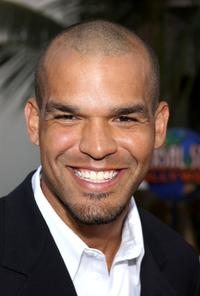 Amaury Nolasco at the World Premiere of