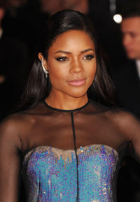 Naomie Harris at the Royal world premiere of