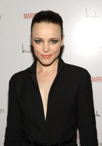 Actress Rachel McAdams at the N.Y. premiere of