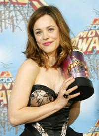 Rachel McAdams at the 2005 MTV Movie Awards.