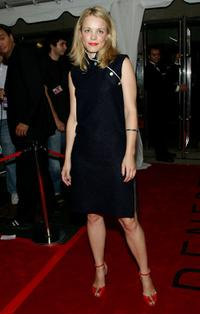 Rachel McAdams at the gala premiere of