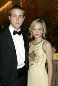 Ryan Gosling and Rachel McAdams at the Scientific and Technical Awards.
